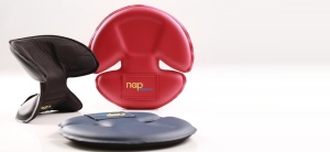 NapAnywhere folded unfolded