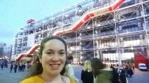 Centre Pompidou, my favorite!