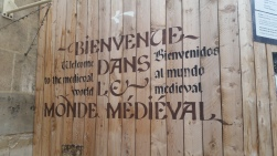 Cluny Museum; love it!